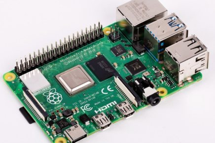 Presentada la Raspberry Pi 4 Model B: 4 GB de RAM, Gigabit Ethernet, USB-C, 2 pantallas 4K