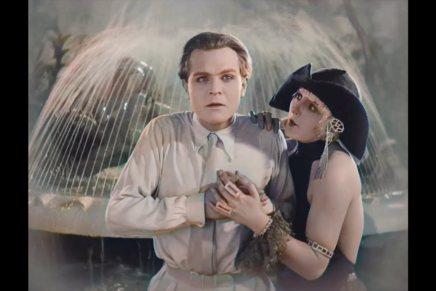 Metrópolis, de Fritz Lang, en versión coloreada y doblada