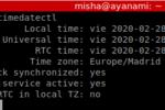 Cómo configurar o cambiar la zona horaria en Ubuntu Linux