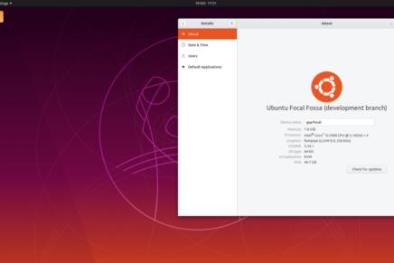 Ya puedes descargar Ubuntu 20.04 Beta