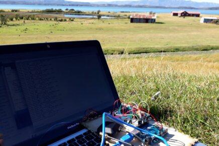 Olten, el proyecto opensource que ayuda a una familia de ganaderos de la Patagonia chilena a controlar su ganado de manera respetuosa con el medio ambiente