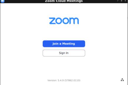 Cómo instalar Zoom en Ubuntu 20.04