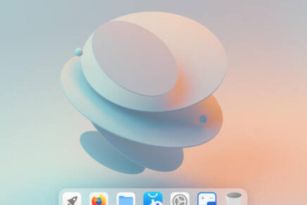Cutefish es un bonito entorno de escritorio Linux